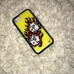 Tana Mongeau Wild Flower Iphone case